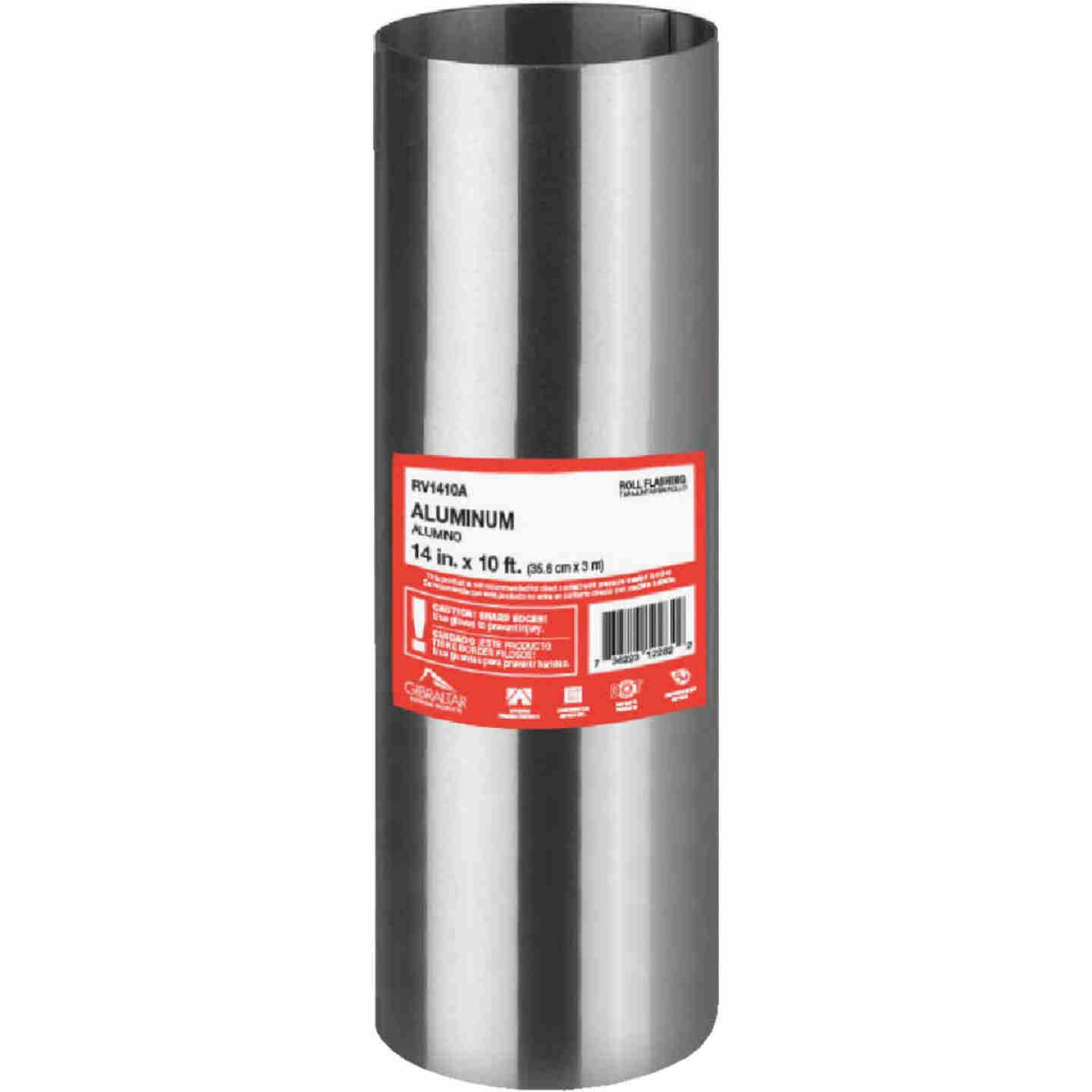 NorWesco 14 In. x 10 Ft. Mill Aluminum Roll Valley Flashing Image 1