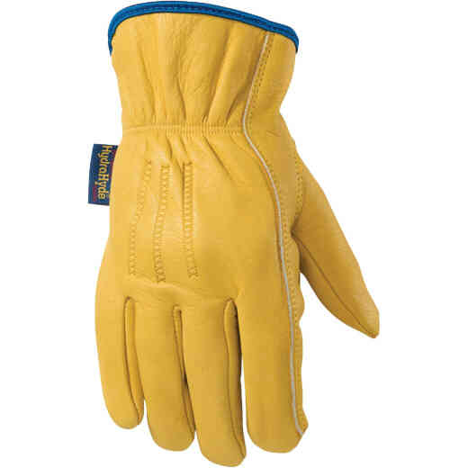 Wells Lamont HydraHyde Men's 2X Large Cowhide Leather Work Glove